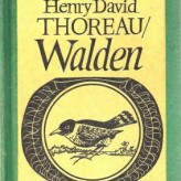 Walden / Henry David Thoreau