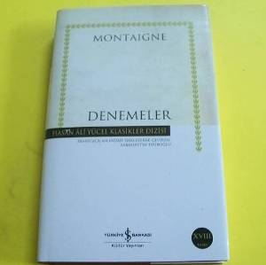 Denemeler / Montaigne
