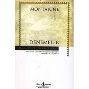 Denemeler (1580) / Montaigne