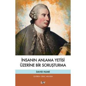 İnsanın Anlama Yetisi Üzerine Bir Soruşturma (1748) / David Hume