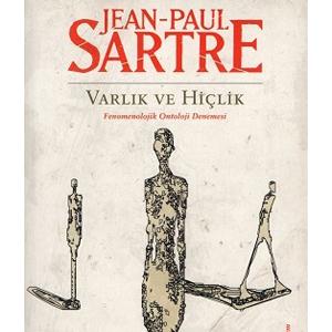 Varlık ve Hiçlik (1943) / Jean Paul Sartre