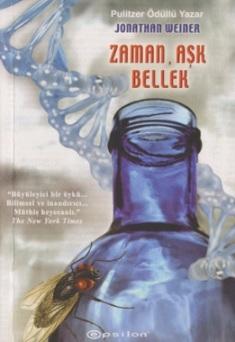 Zaman, Aşk, Bellek / Jonathan WEINER