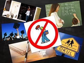 2010-2011 Eğitim ve Öğretim Yılı Başladı