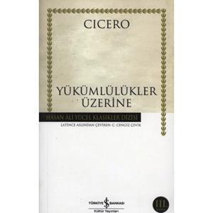 Yükümlülükler Üzerine (MÖ 44) / Cicero